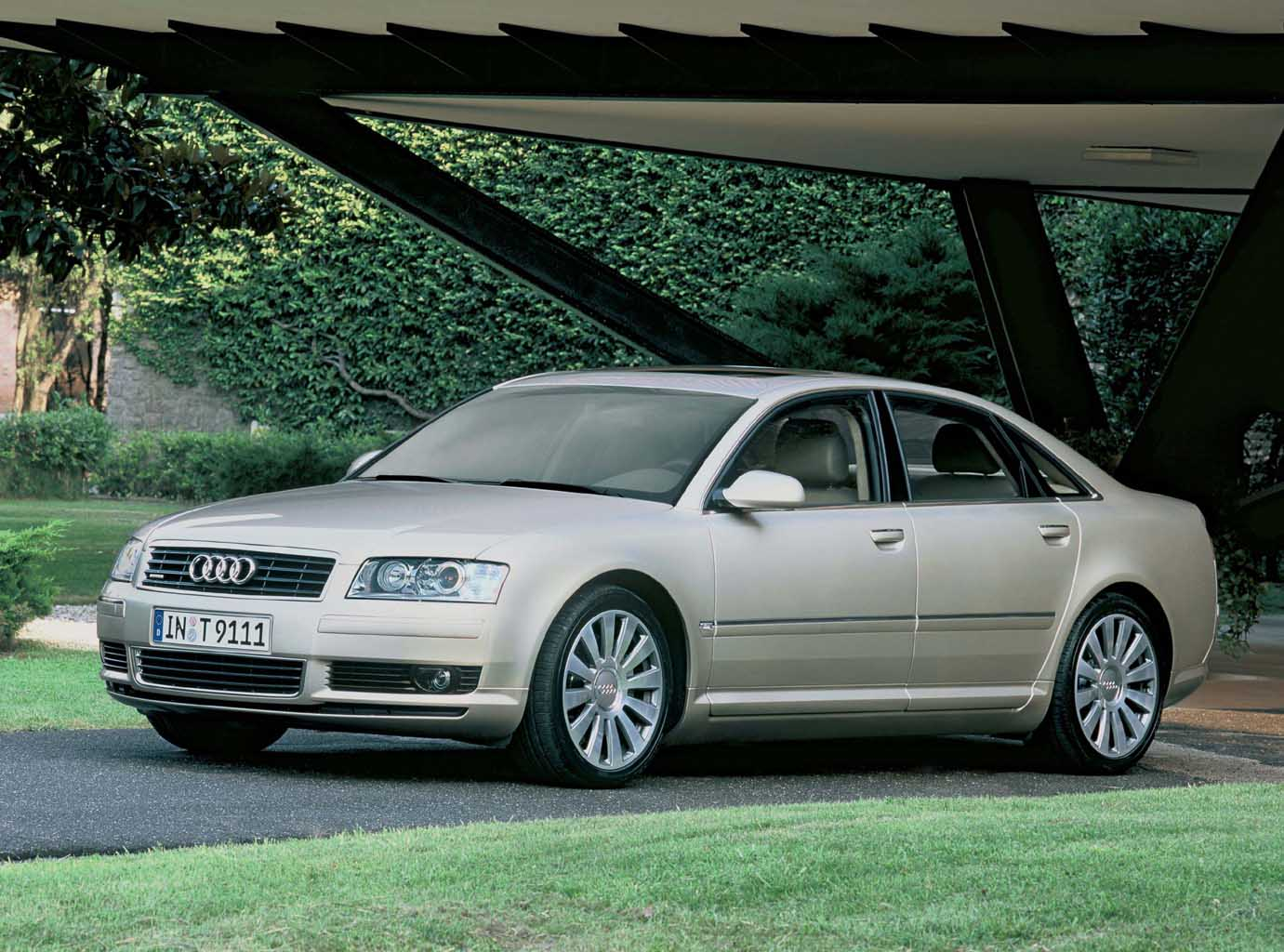 2002 Audi A8 3.7 related infomation,specifications - WeiLi Automotive Network