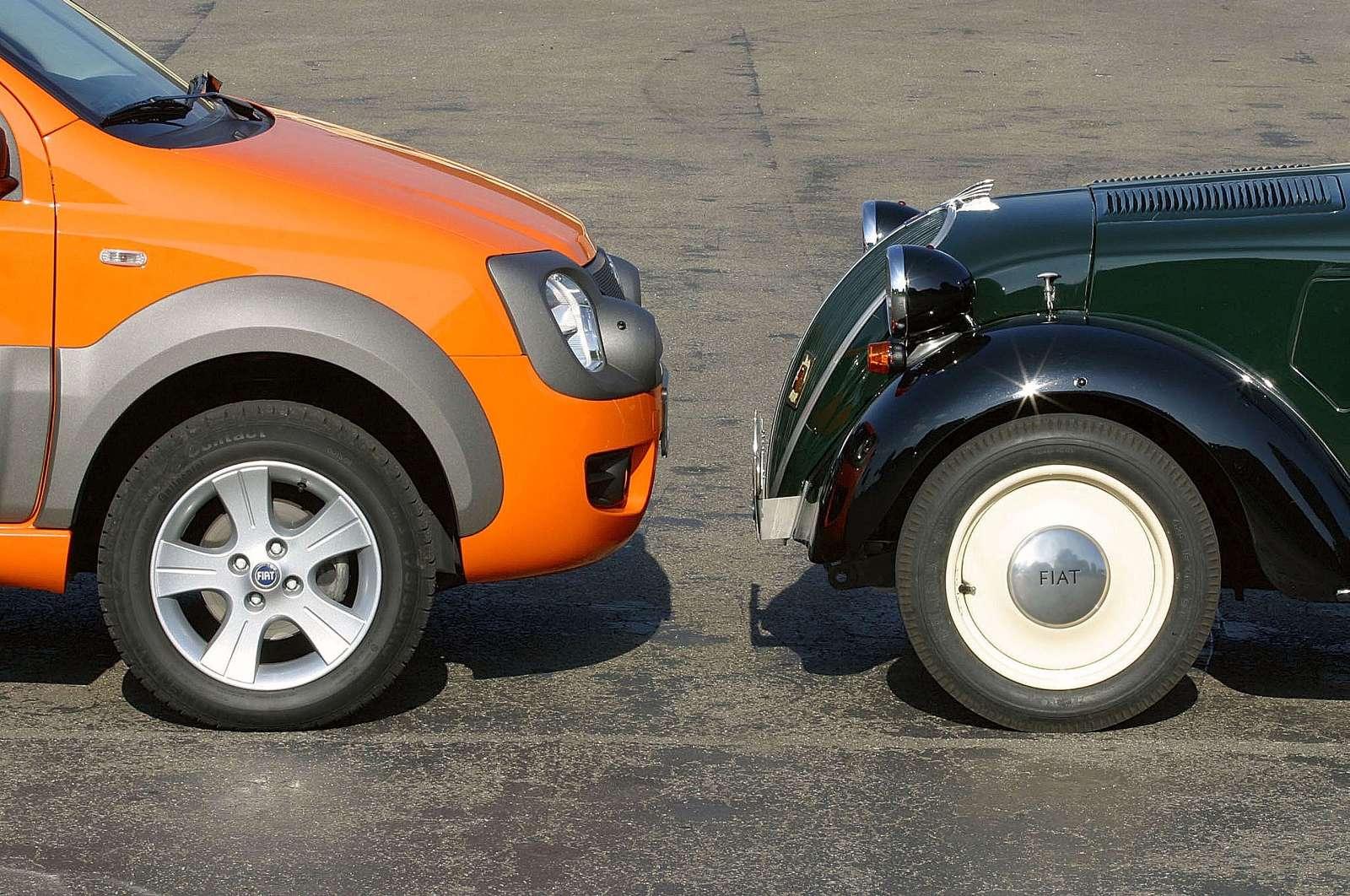 Legende Fiat Topolino – das