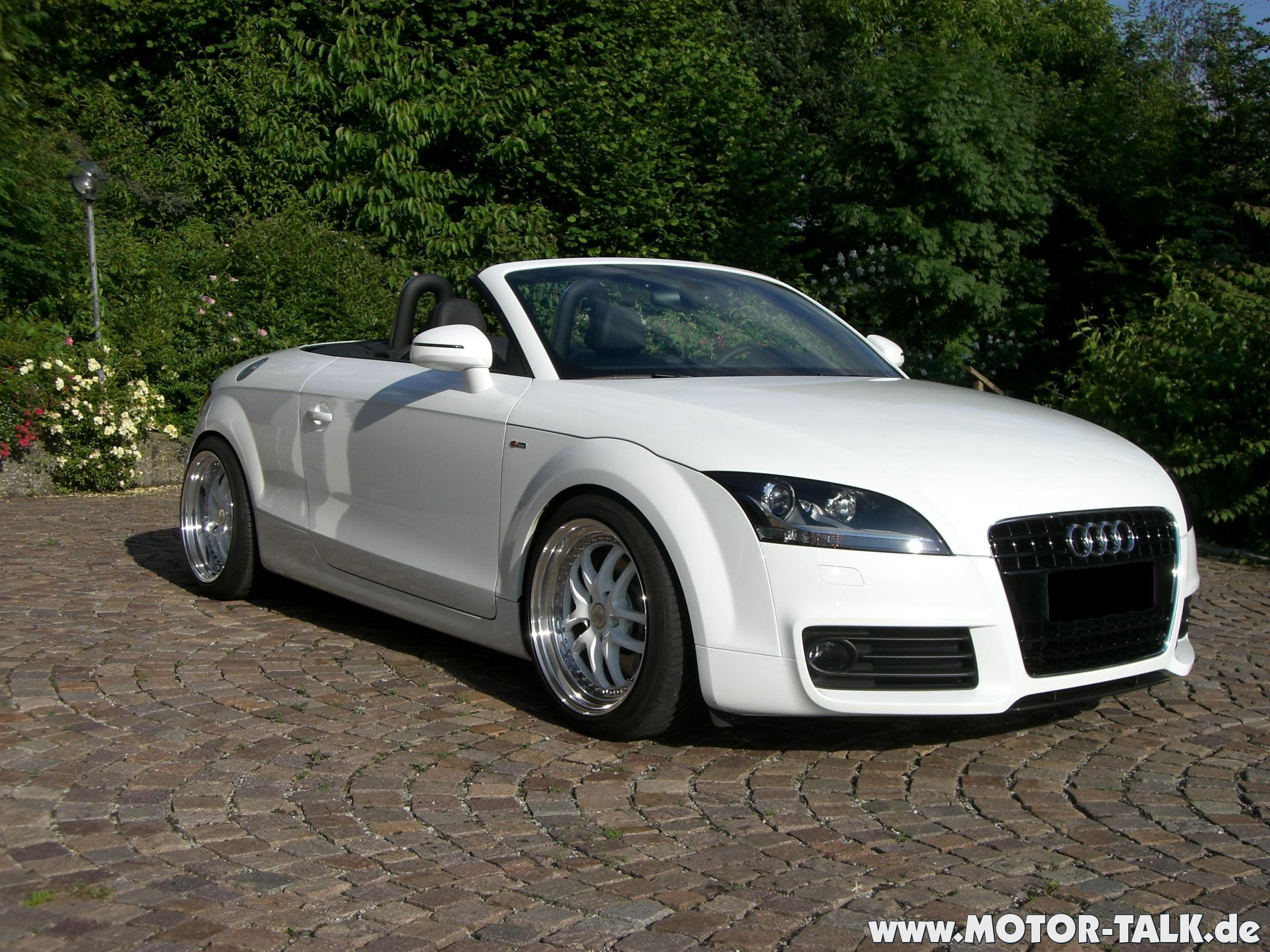 the audi tt forum view topic white s line roadster. Black Bedroom Furniture Sets. Home Design Ideas